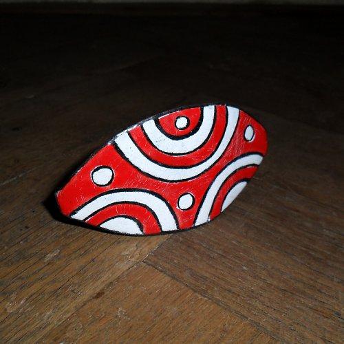 Červená duhovka