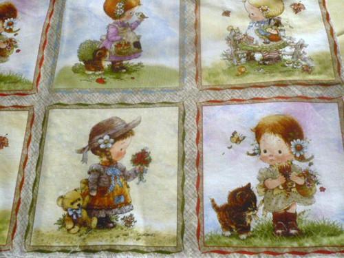 Panel bavlny