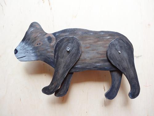 Medvěd pohyblivý