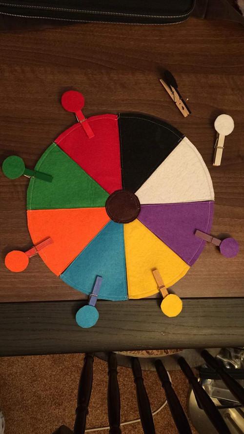 Montessori pomôcka