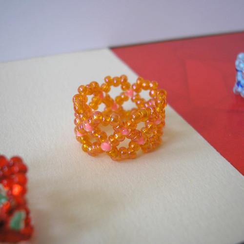 Prsten oranžový (7)