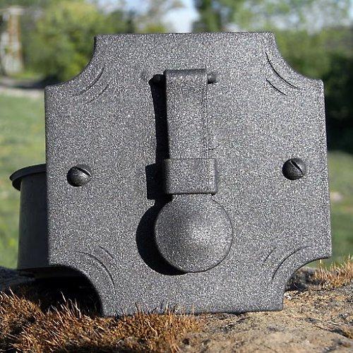 Ručně vyráběné zvonkové tlačítko