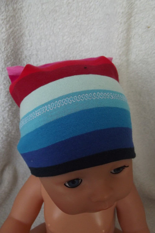 Čepice se skladem pro Baby Born