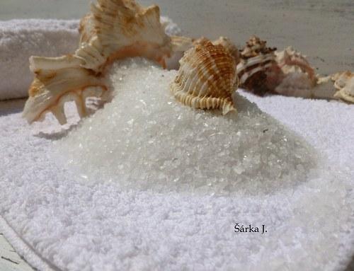 hrubozrnná koupelová sůl NATURA - 1 kg