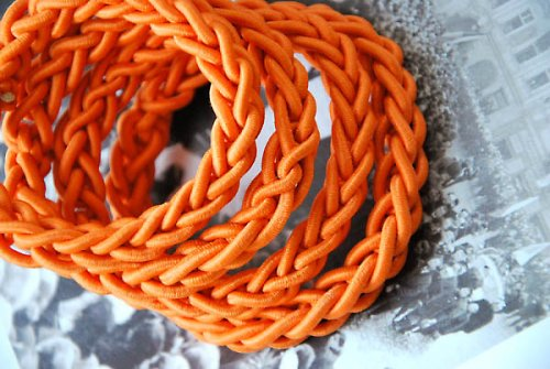 SET GUMIČIEK | Oranžový