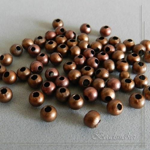 Kovové kuličky 3 mm - 50 kusů