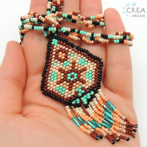 Náhrdelník - Indiánka Chipaya