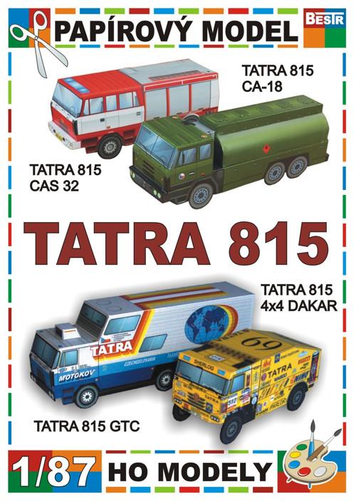 Tatry 815
