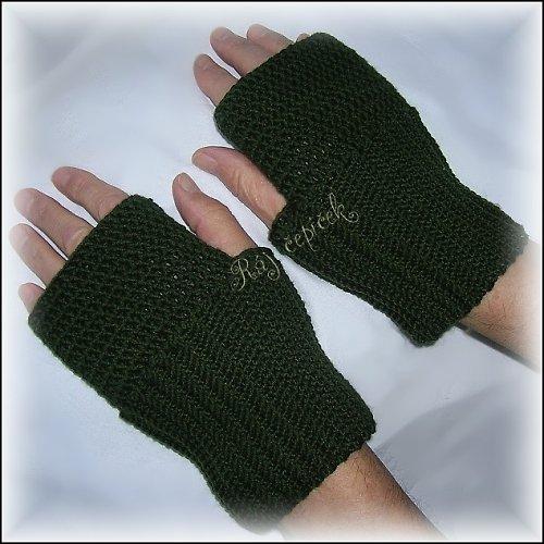 Pánské rukavice - návleky SKLADEM