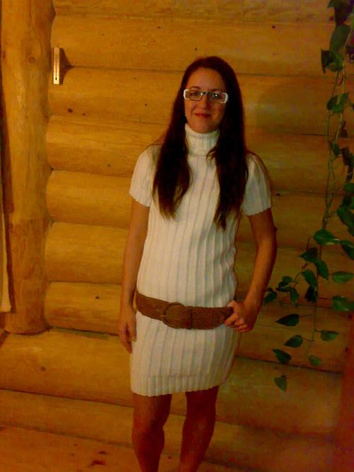 Dámské šaty-tunika