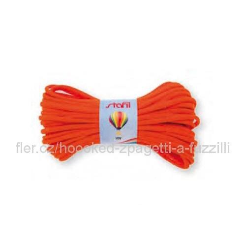 Elastický provázek na ruku (5 m) - oranžová