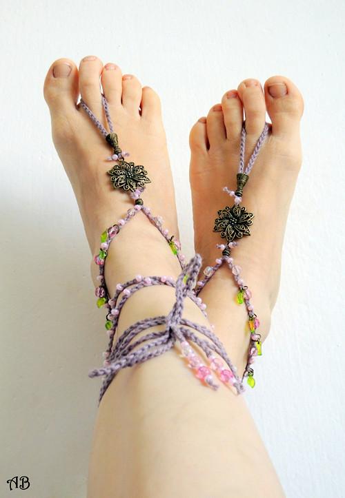 """barefoot sandálky - bosonožky \""""SPRING\"""""""