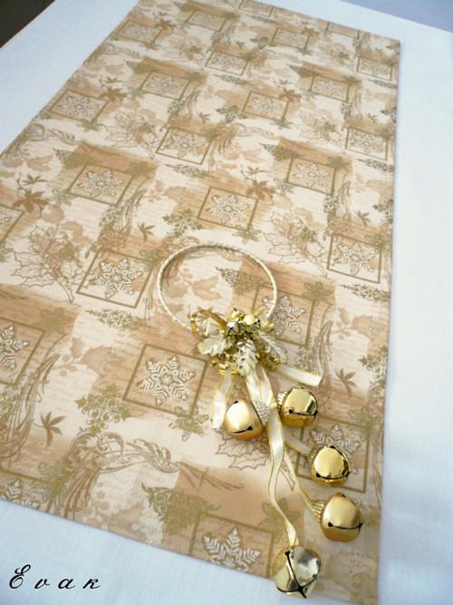 Vánoční běhoun 80 x 40 cm