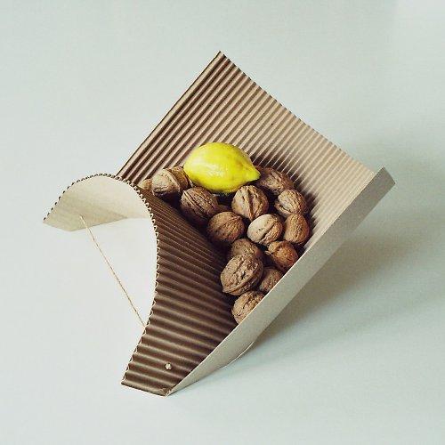 papírová mísa na ovoce (nebo něco jiného)