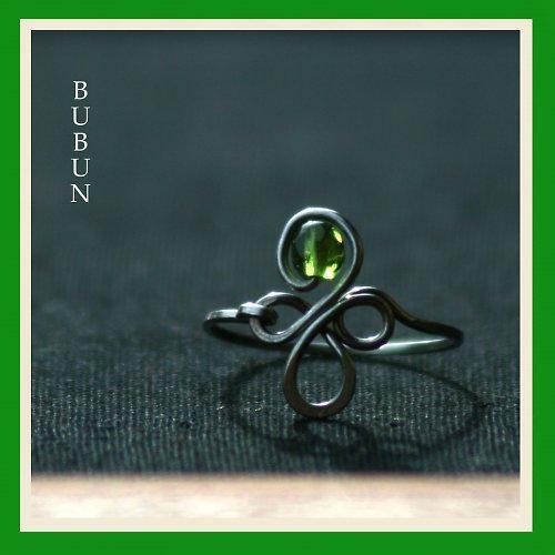 Prsten Čtyřlístkový
