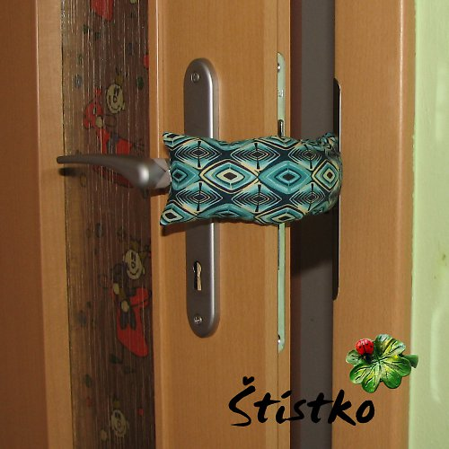 Zarážka dveří