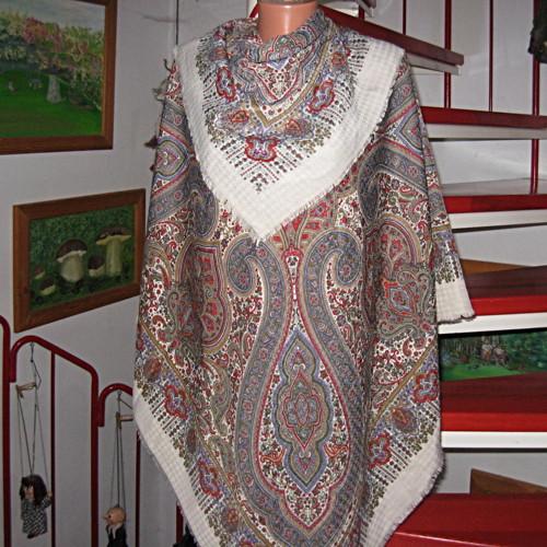 Velký šátek nenápadný  12771
