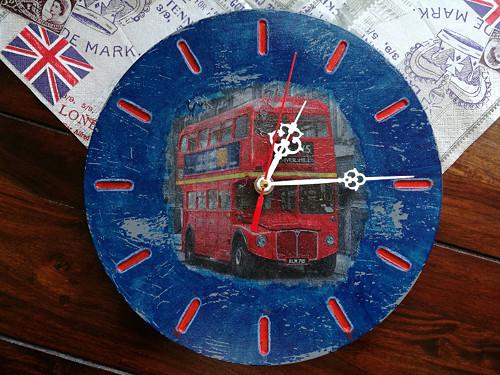 ,,London (nástěnné hodiny),,