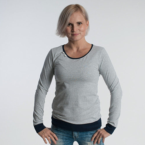 Tričko Ela - Jsem bojovnice