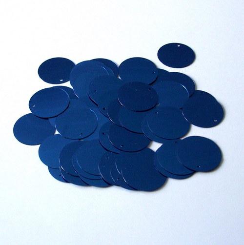 Flitr sypaný - modrý