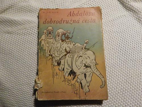 J.Baum & A. Zábranský - Abdalova dobrodružná cesta