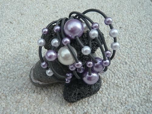 Miluju perly - náramek