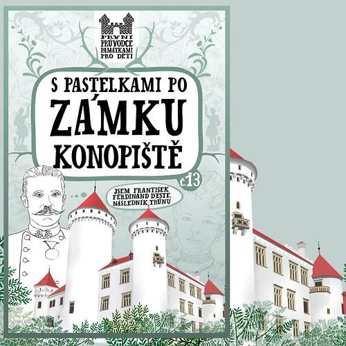 S pastelkami po zámku Konopiště