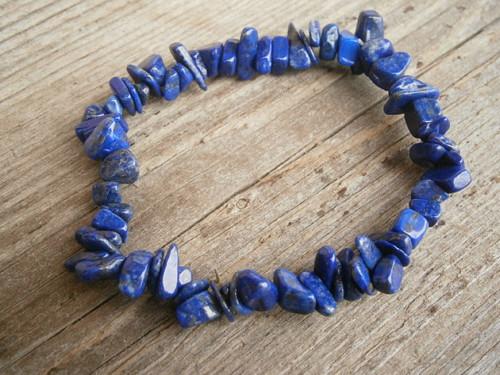 Lapis lazuli náramek č.5