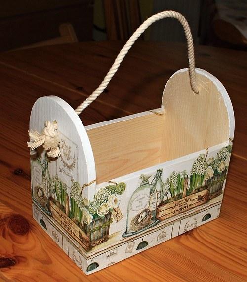Jardin boxík