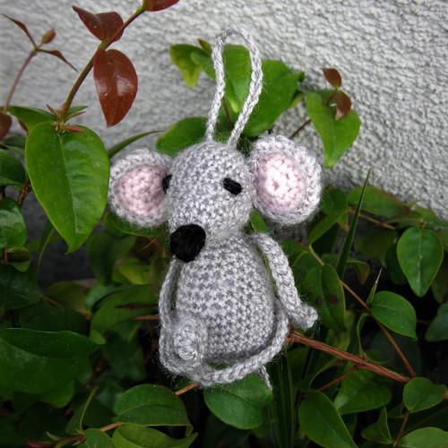 Přívěsek myška