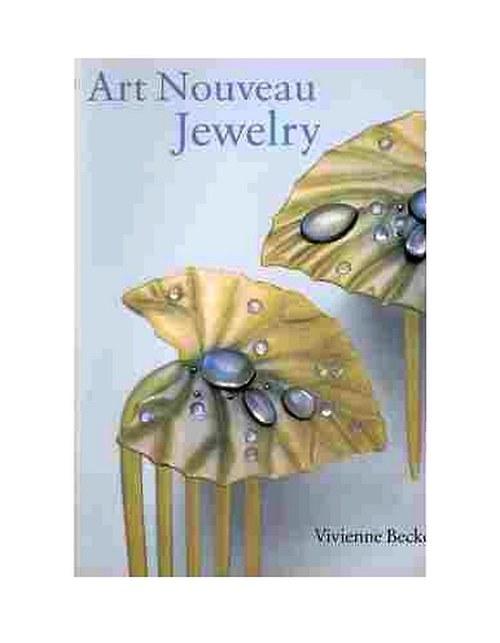 Art Nouveau JEWELRY /Kniha o secesním šperku
