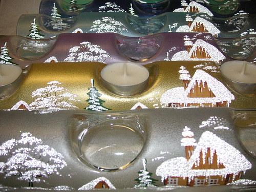 Na 3 svíčky...stříbrný