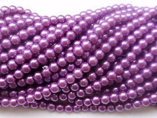 Korálky voskované č. 10 - 12 mm