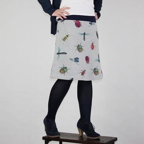 Krátká sukně - Brouci