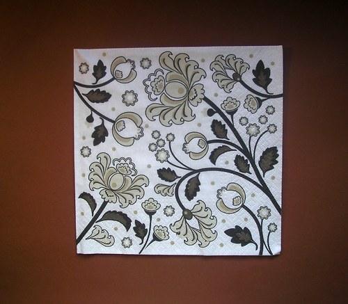 Ornamenty - květiny