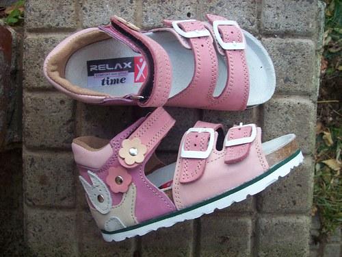 dětské botičky růžovky vel.25-30