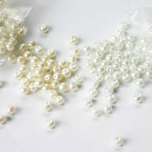 voskované perle 20ks