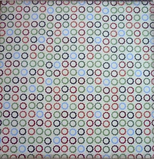 Papír Hampstead - Color Circles