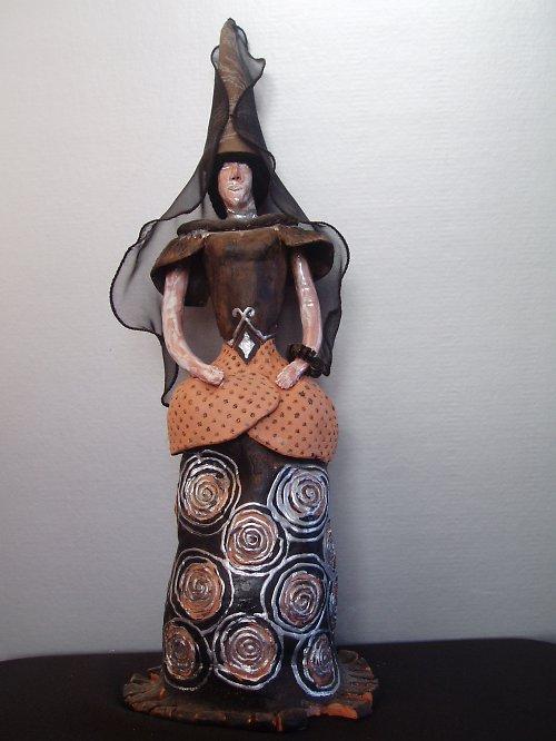 keramická panenka sleva z 599 Kč