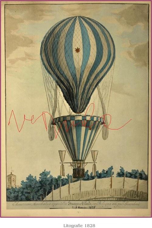 Horkovzdušné balóny II