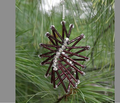Vánoční ozdoba - ježek Vo-OZ 013