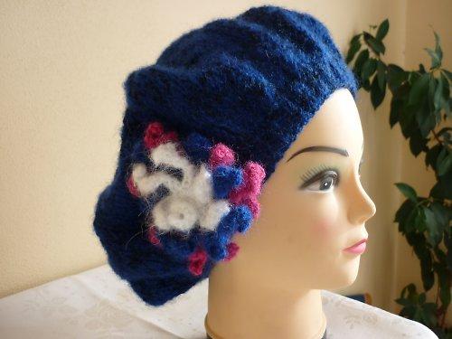 Modrý baret
