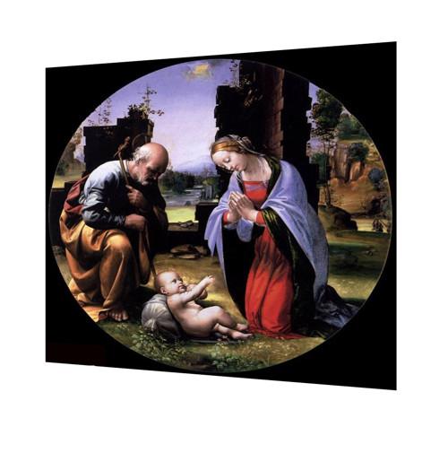 Bavlněný panel Vinci 4