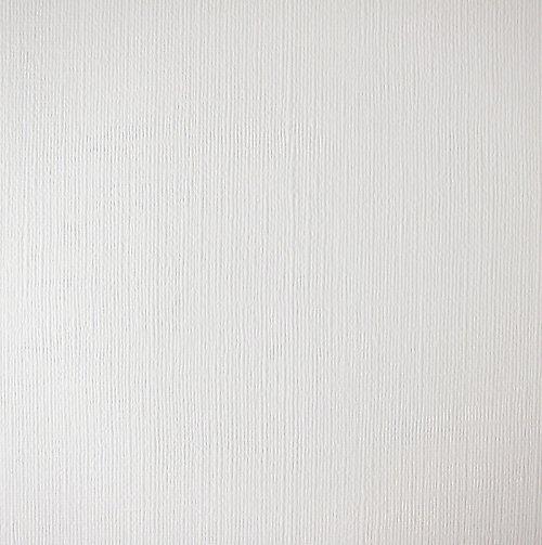 Úžasná strukturovaná čtvrtka - čistě bílá