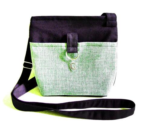 Malá zelená kabelka