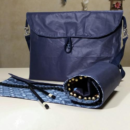 Pastelkovník  50 tmavě modrý
