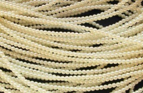 Voskové perle 2,5mm (ev.č.2652011) - 100ks