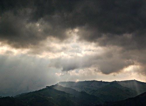 Bude z toho mraku pršet nebo ne?