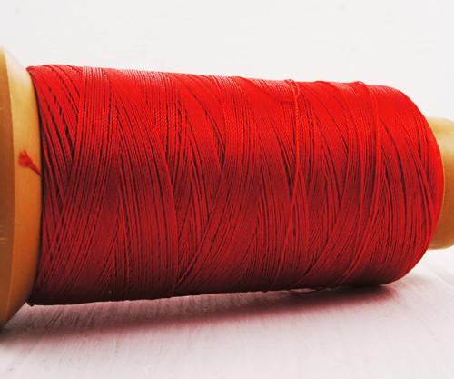 750m 820yrd Červené Nylon, 3-Příze Lištování Střap