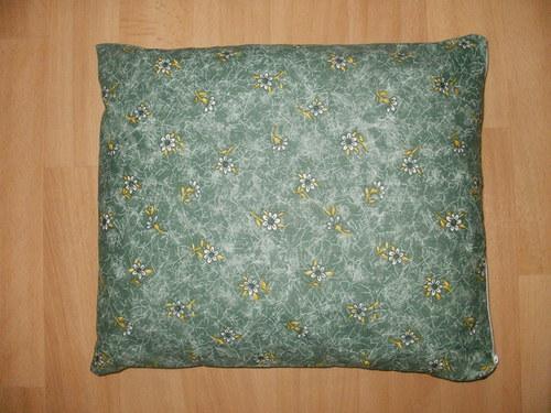 Pohankový ( špaldový ) polštářek - zelená louka